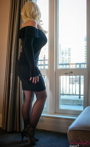 Octavia call girl & nuru massage