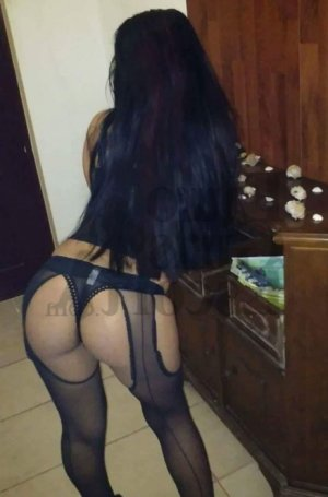 Zephyrine tantra massage in Eureka & live escort